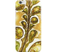 Green Plant iPhone Case/Skin