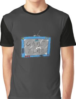 Game Time Graphic T-Shirt
