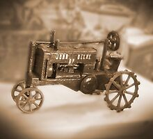Cast Iron Toys by Mike  McGlothlen
