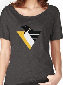 pittsburgh penguins Women's Relaxed Fit T-Shirt