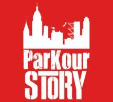 Parkour Story Broadway by Kirdinn