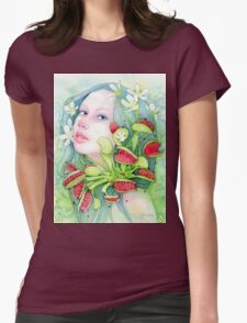 The Venus of Dreams Womens Fitted T-Shirt