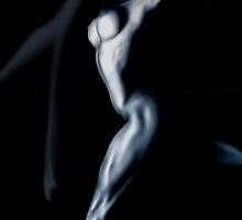 Dance Series Muse #4 by Martin Dingli