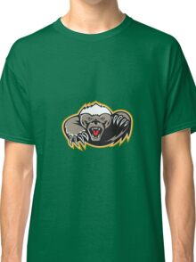 Honey Badger Mascot Claw Classic T-Shirt