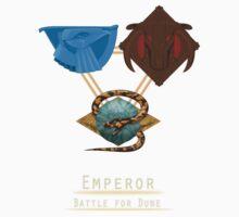 Emperor: Battle for Dune houses Kids Clothes