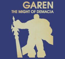 Garen - The Might of Demacia by Elite297A