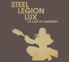 Steel Legion Lux - The Lady of Luminosity by Elite297A