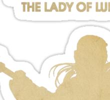 Steel Legion Lux - The Lady of Luminosity Sticker