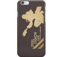 Steel Legion Lux - The Lady of Luminosity iPhone Case/Skin