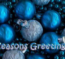 Christmas Card (#CC105) by Karen Duffy