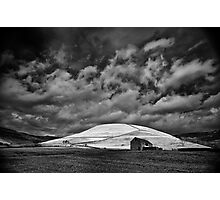 Silver Linings - Edale (Peak District) Photographic Print