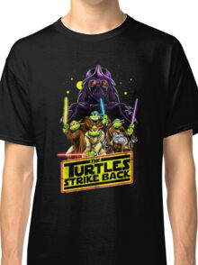 Turtles Strike Back Classic T-Shirt