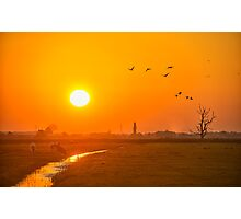 Peace and Tranquility Photographic Print