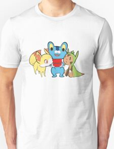 One Game, Three Possibilities Unisex T-Shirt