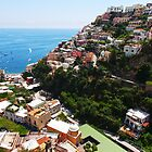 Positano by Adrian Alford Photography