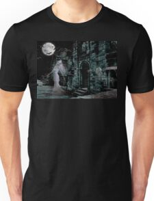 Past Midnight .. The lonely ghost Unisex T-Shirt