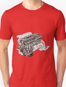Heart of Gojira Unisex T-Shirt