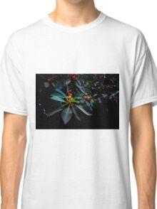 """""""Orange, Green and Dark"""" Classic T-Shirt"""