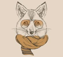 Fashion Animals - Wolfinstov | artwork by Olga Angelloz by ccorkin
