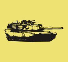 M1 Abrams Kids Clothes