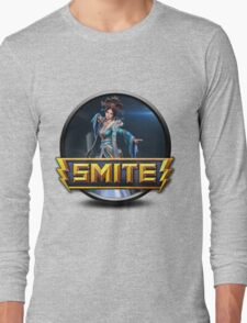 Smite Chang'e Logo Long Sleeve T-Shirt