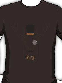 Fashion Animals - Sir Stagton | artwork by Olga Angelloz T-Shirt