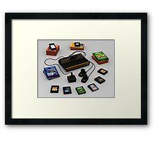 retro_collection/2G_lightsixer Framed Print