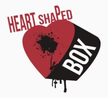 Heart Shaped Box by Boulinosaure