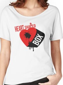 Heart Shaped Box Women's Relaxed Fit T-Shirt