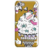 Monster Ice Cream  iPhone Case/Skin