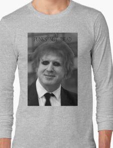 Punk Boris Johnson Long Sleeve T-Shirt
