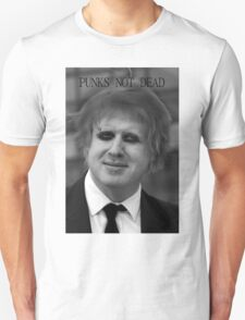 Punk Boris Johnson T-Shirt