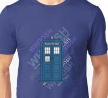 Tardis Whoosh sound Doctor Who Unisex T-Shirt