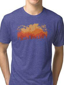 Nine Companions Tri-blend T-Shirt
