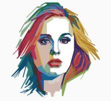 Adele WPAP Baby Tee
