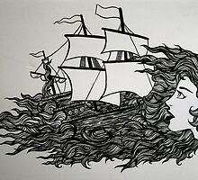 Lost At Sea by peteyandthemitt