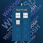 Tardis Whoosh sound Doctor Who by awiec