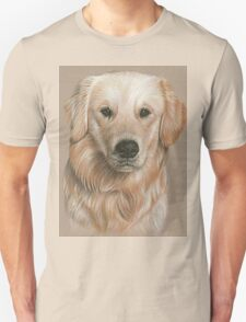 Golden Retriever Portrait T-Shirt