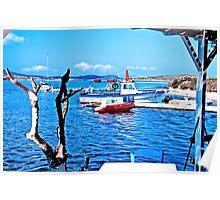 - AEGEAN SUMMER MOMENTS - (5) Poster