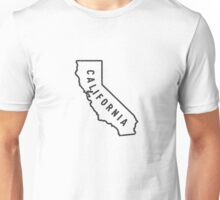 California - My home state Unisex T-Shirt