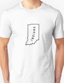Indiana - My home state T-Shirt