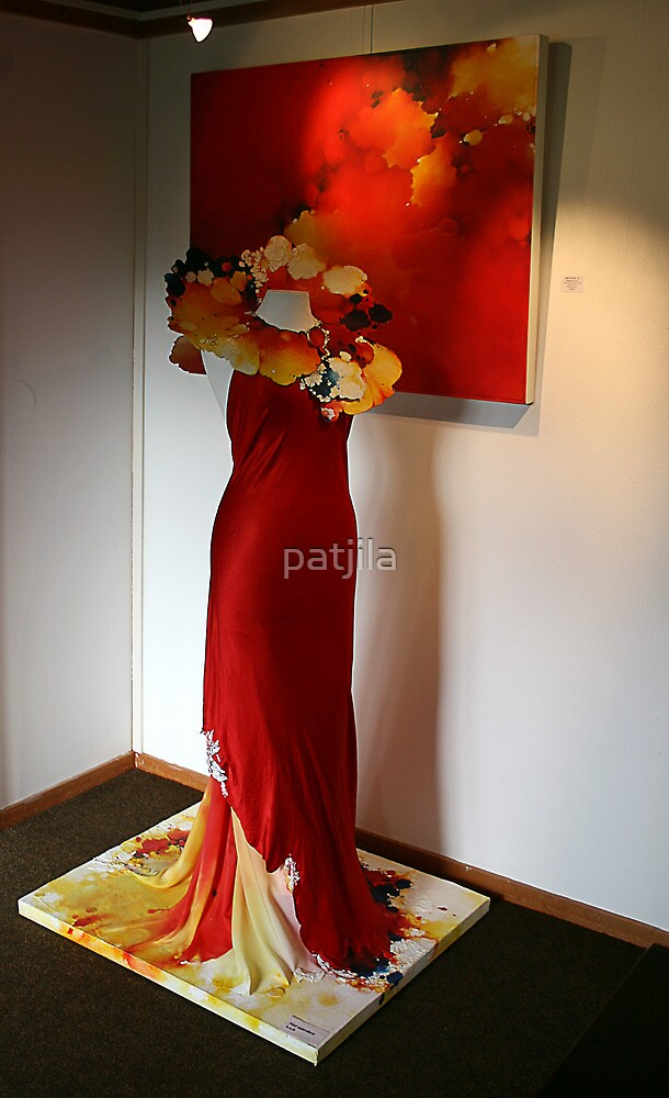 Enticing Textiles  by patjila