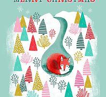 Winter's Fox by Andrea Lauren  by Andrea Lauren