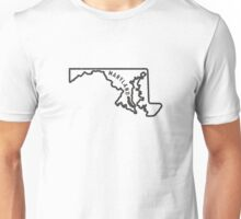 Maryland - My home state Unisex T-Shirt