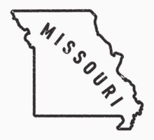 Missouri - My home state Kids Clothes