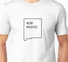 New Mexico - Home State Unisex T-Shirt