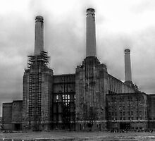 Battersea Power Station by Stephen Hall