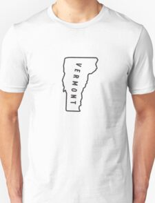 Vermont - My home state T-Shirt
