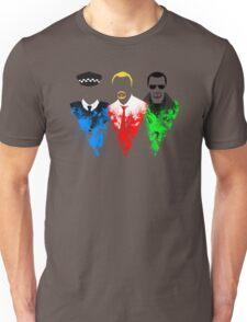Three Flavours Cornetto Unisex T-Shirt