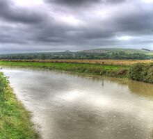 Adur River by Ms-Bexy